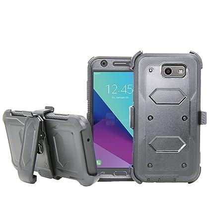 Amazon.com: Carcasa para Galaxy J7 V 2017, carcasa para ...