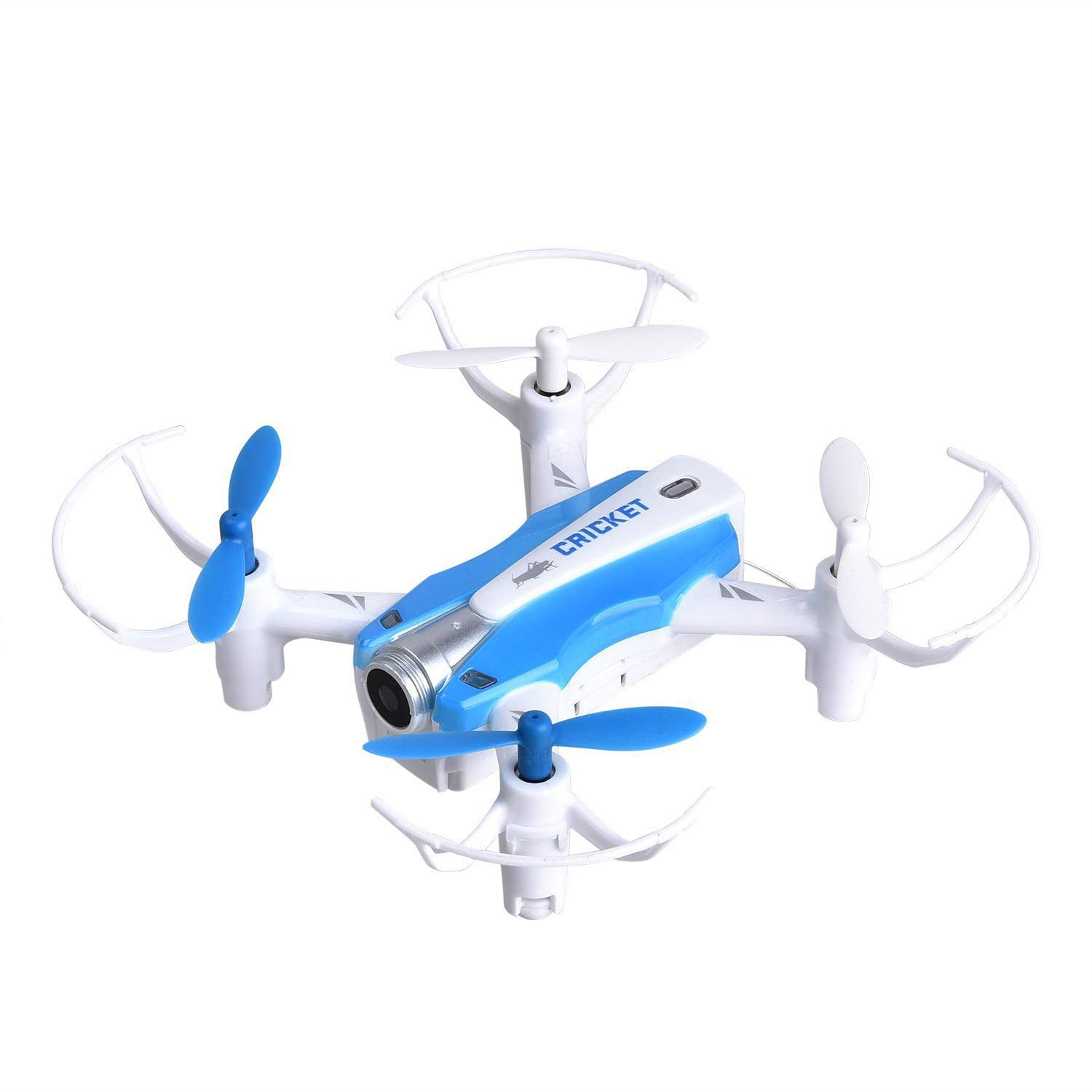 WANG XIN Christmas Air Pressure Fixed high Mini Four-axis Self-Timer Mobile Phone Remote Control Aircraft by WANG XIN (Image #1)