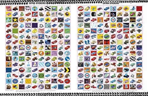 Ultimate Sticker Collection: Disney Pixar Cars (Ultimate Sticker Collections) by DK Publishing Dorling Kindersley (Image #6)