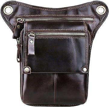 Genda 2Archer Leather Handbag Men Causal Office Shoulder Bag