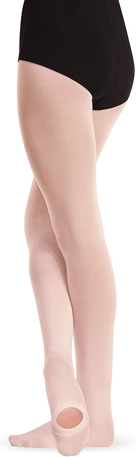 C81 Body Wrappers Childrens Convertible Tights