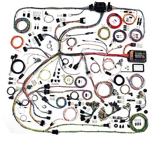 American Autowire 510634 68-70 Mopar B-Body Wiring for sale  Delivered anywhere in Canada