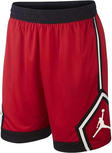 Artículos de primera necesidad Muy enojado Método  Nike Jumpman - Pantalón Corto de Baloncesto Hombre - Rojo - Talla S:  MainApps: Amazon.es: Ropa y accesorios