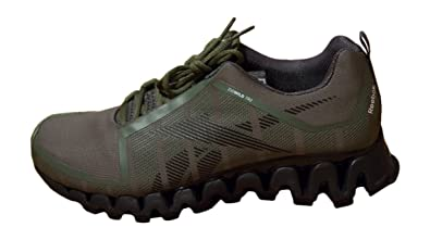 Reebok Men s ZigWild TR 2-M Running Shoes Green ash Grey Black - 7.5 ... 9e983589d