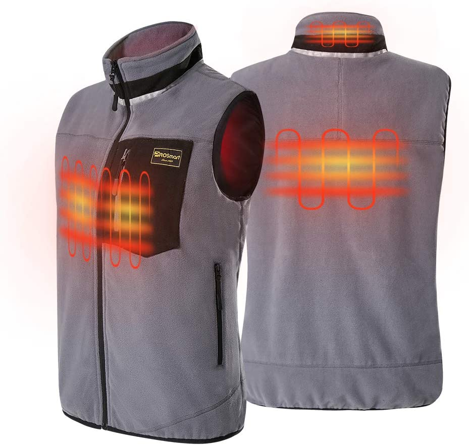 6 Best Heated Vests 2021 (Buyer's Guide & Reviews)