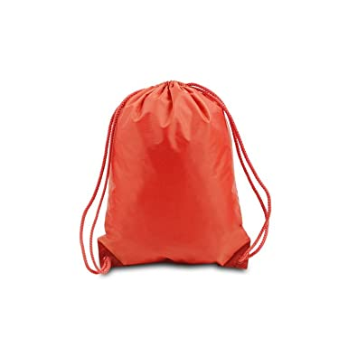 54851c60ed2  PACK OF 25  Bulk Polyester Drawstring Bags, Wholesale Cinch Bags, Quality  Sack