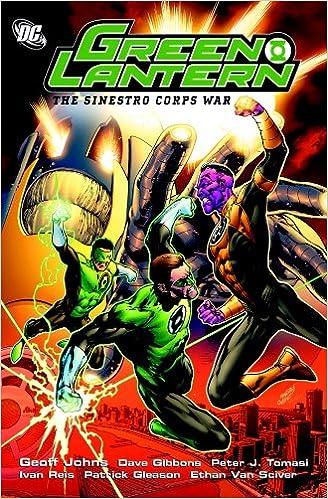 Green Lantern Sinestro Corps War Vol 2 Sc Green Lantern The