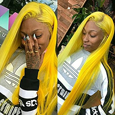 Yokada Hair Wigs Virgin Human Hair Straight