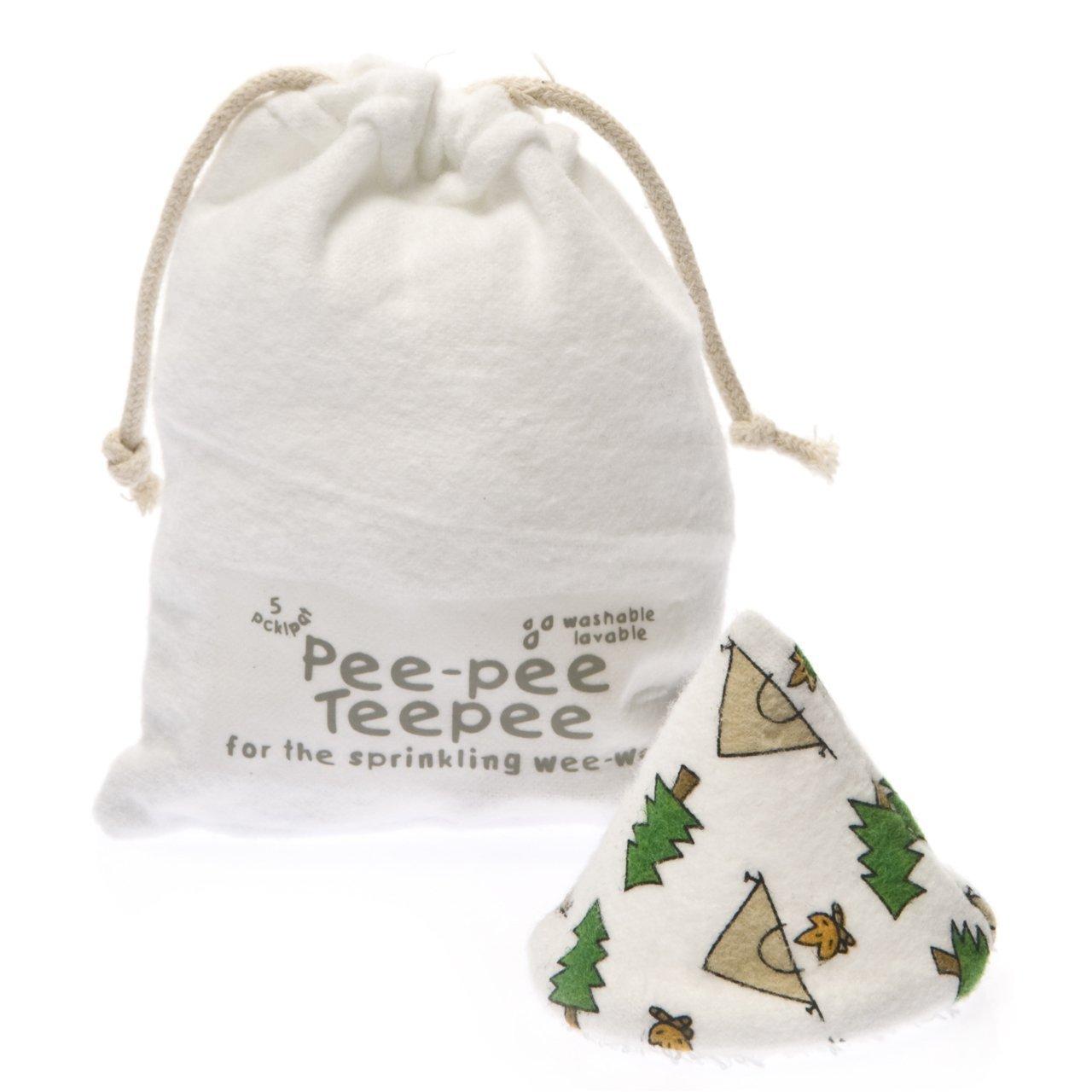 Pee-pee Teepee Camping White - Laundry Bag Beba Bean PT3078