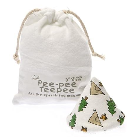 Laundry Bag Pee-pee Teepee Camo Blue