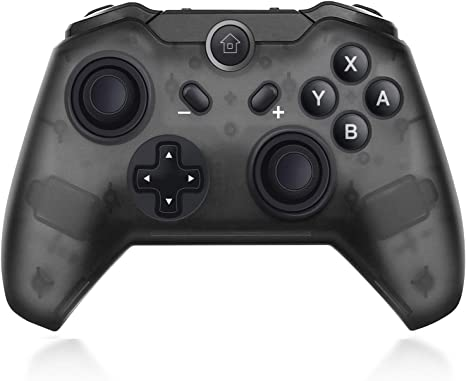 Maegoo Wireless Nintendo Switch Mandos, Nintendo Switch Controller Gamepad Joystick para Switch con Gyro Axis Dual Shock Vibration Gamepad Nintendo inalámbrico: Amazon.es: Videojuegos