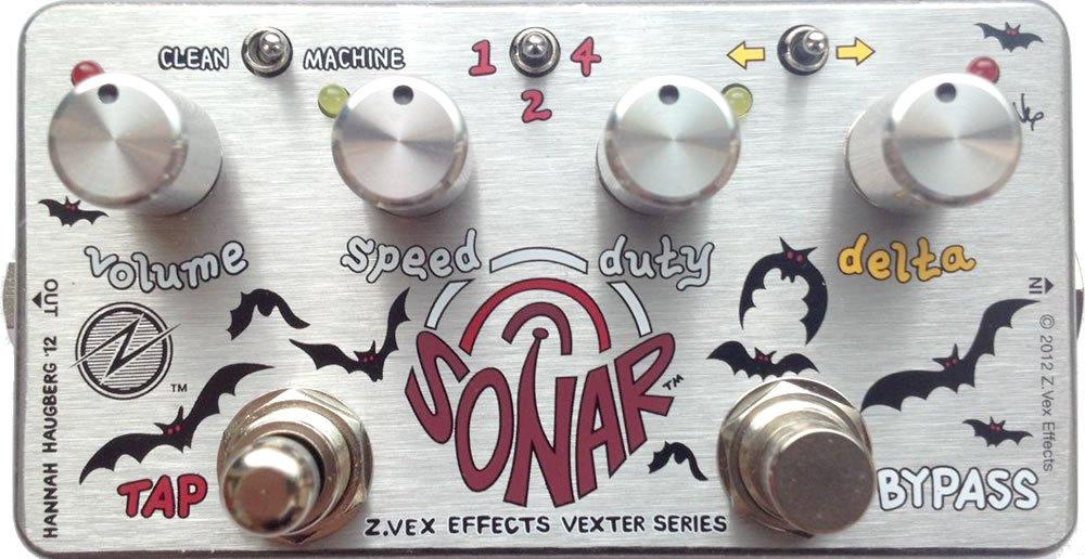 Z.VEX ジーベックス エフェクター Vexter Series トレモロ SONAR 【国内正規品】 B008QUNCGK