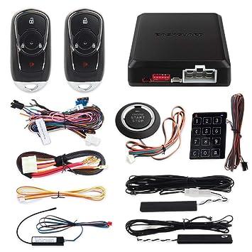 Amazon.com: EASYGUARD EC002-bu Sistema de alarma de ...