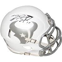 $136 » Will Fuller Autographed Signed Houston Texans Ice Speed Mini Helmet Tristar - Autographed NFL Mini Helmets