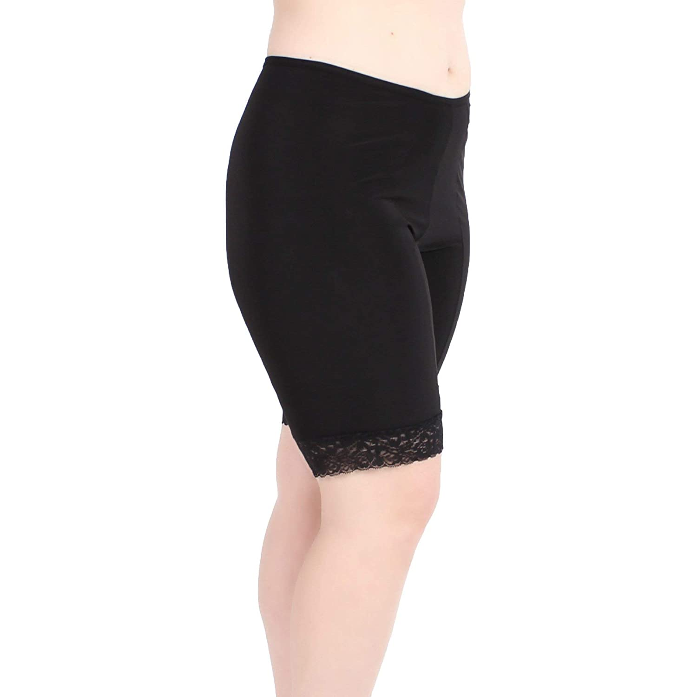 Amazon.com: Undersummers - Pantalones cortos para mujer para ...