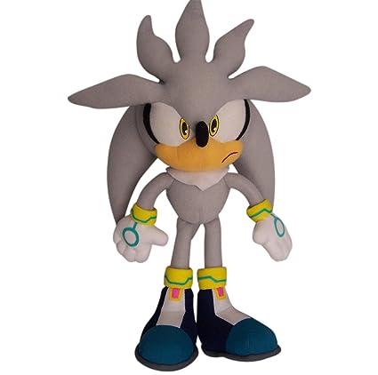 Amazon Com Great Eastern Ge 8960 Sonic The Hedgehog 13 Plush Doll