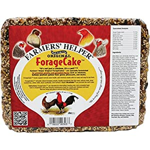 C AND S PRODUCTS CO CS06303 Original Forage Cake 2.5 lbs. (40 oz.) 64