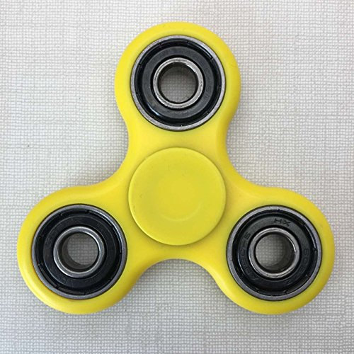 Fidget Spinner Stress Reducer YELLOW product image