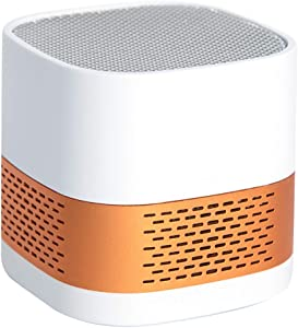 LUFTQI Cube Portable Filterless Air Purifier for Home, Office, Bedroom, Desk, Air Cleaner for Odors, Allergens, Dust, Pollen and Convert into Water and Carbon Dioxide