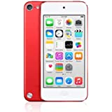 Apple iPod Touch 128GB Red (6th Generation) (Renewed)