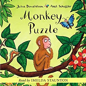 Monkey Puzzle Audiobook