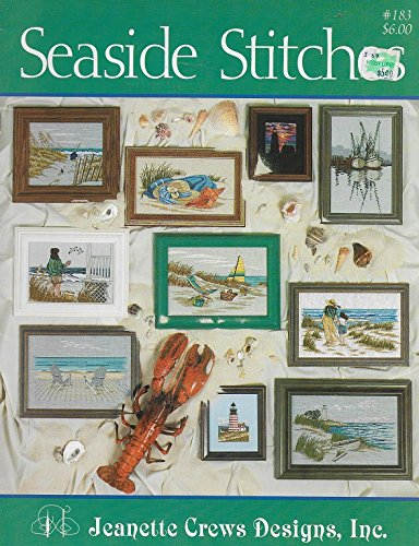 Seaside Stitches (Jeanette Crews Designs, #183) Jeanette Crews Designs