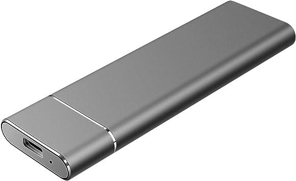 小-超薄型外付けHDD ポータブルハードディス耐衝撃 TypeC-16