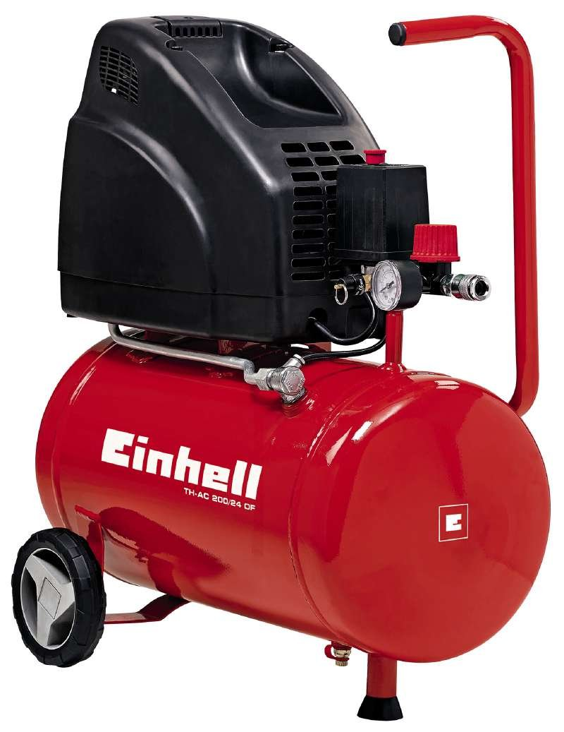 Einhell TH AC  OF Compresor de aire bar depósito l aspiración