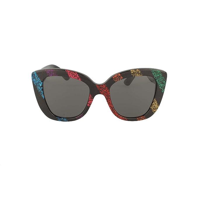 2d75050de3 Gucci GG0327S Gafas de sol Mujer: Amazon.es: Deportes y aire libre