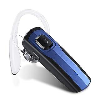 Auricular Bluetooth, Manos Libres Oreja Bluetooth 4.1 Inalámbrico In-Ear con Manos Libre Teléfono Movil Auriculares Inalámbricos EDR con Cancelación de ...