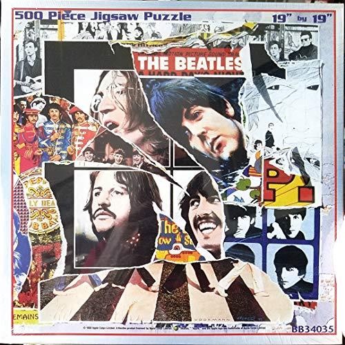 Beatles Anthology III Puzzle