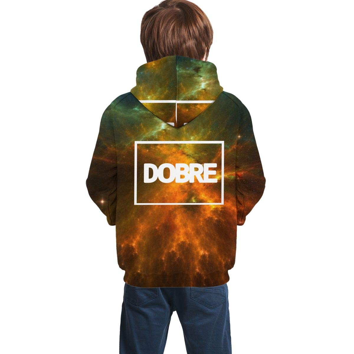 Amazon com: Youth Boys Dye Dobre Brothers Hoodie Sweatshirt