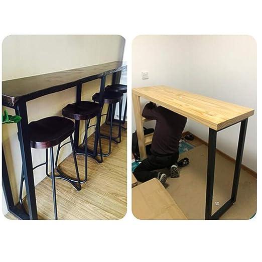 ACZZ Patas de los muebles componentes barra de metal de mesa ...