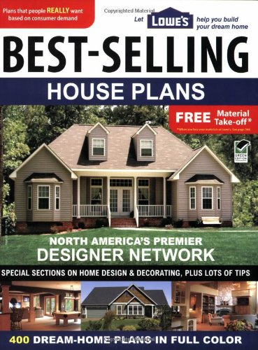 Lowe's Best-Selling House Plans (Home Plans) (Lowes Home Improvement compare prices)