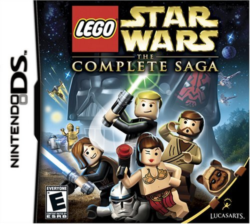 Lego Star Wars: The Complete Saga - Nintendo DS (Ds Star Wars Games)