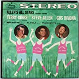 Allen's All Stars [LP Vinyl Record]