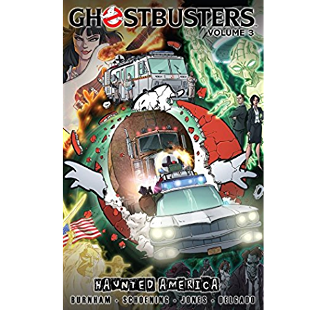 Ghostbusters (2011-2012) Vol. 3: Haunted America (English Edition) eBook: Burnham, Erik, Schoening, Dan, Schoening, Dan: Amazon.es: Tienda Kindle