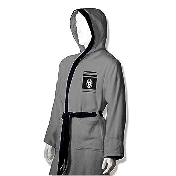 Juventus Turin Men\'s Dressing Gown, COTTON, white, XL: Amazon.co.uk ...