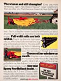 1976 Ad New Holland Haybine Sperry Mower Conditioner Household Tool Crop Field - Original Print Ad