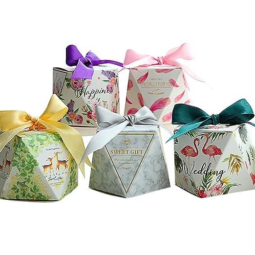 Surenhap - Cajas para Caramelos, Caramelos, mármol ...