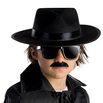 Dress Up America Kids Spy Agent Hat  sc 1 st  Amazon UK & Dress Up America Kids Spy Agent Hat: Amazon.co.uk: Toys u0026 Games