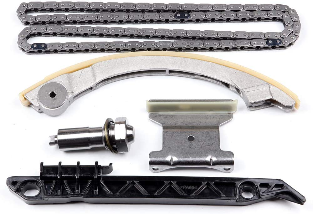 AINTIER Engine Timing Kit Chain Kit replacement for TK5090 9-4201S chevy Cavalier Cobalt Equinox HHR Malibu 2.0L 2.2L 2.4L 2002-2005