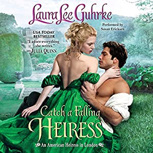 Catch a Falling Heiress Audiobook