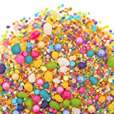 Candy Sprinkles | Unicorn Candyfetti | 8oz Jar | Rainbow Fruity | MADE IN THE USA! | Edible Confetti