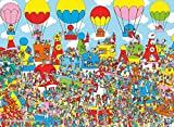500Piece Jigsaw Puzzle Where's Wally (Waldo) Crown Town Hobby Home Decoration DIY