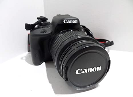 Canon EOS 100D 18-55IS STM - Cámara digital (18 MP, SLR Kit, CMOS ...