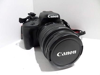 Canon EOS 100D 18-55IS STM - Cámara digital (18 MP, SLR Kit, CMOS ...