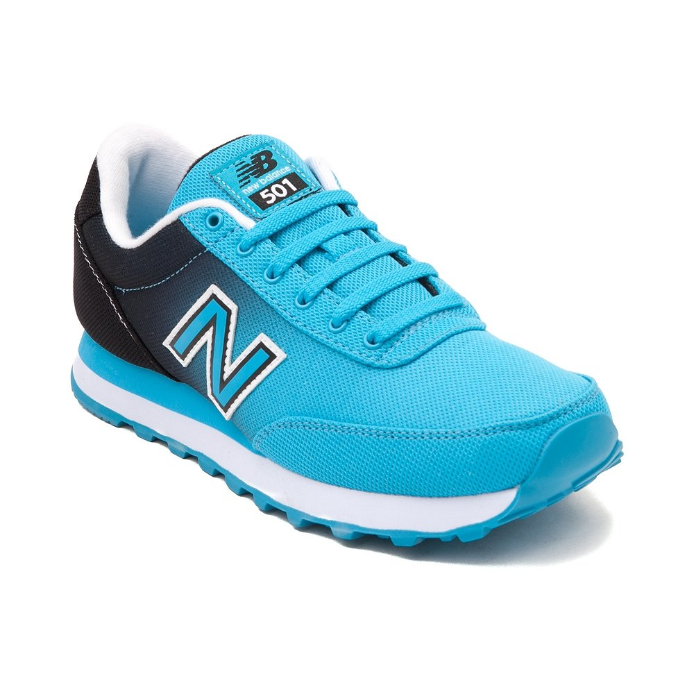 New Balance Women's 501 Fashion Sneaker B01NAQ1WKZ 6.5 M US|Blue 1491