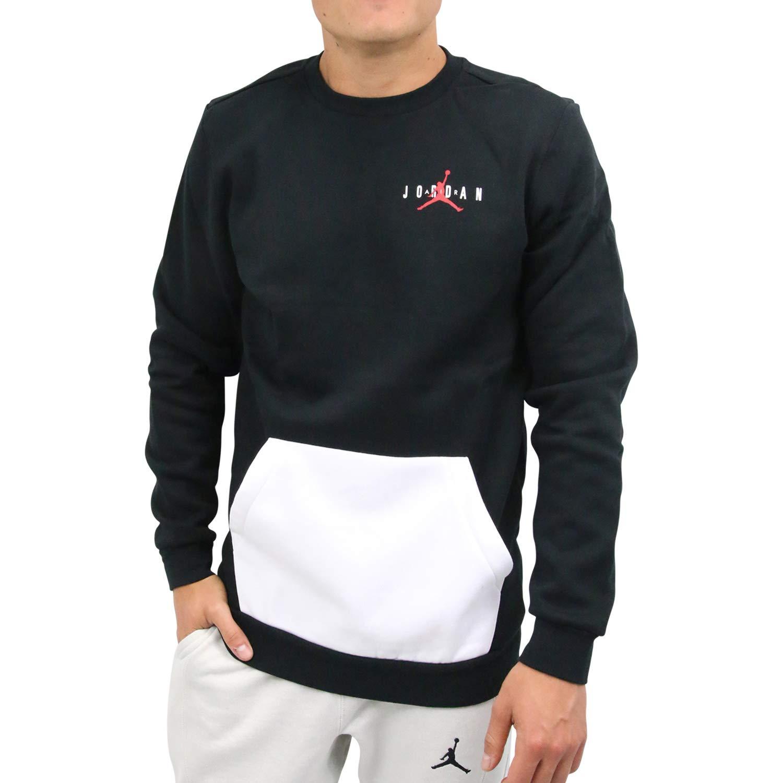 Felpa Uomo Nike Jumpman Air Fleece Crew