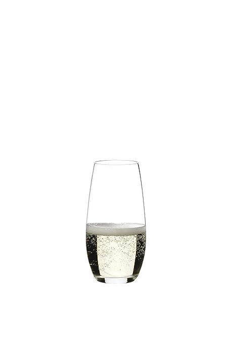 0cd0e8e7c45 Riedel O Range Stemless Champagne Flutes - Set of 2: Amazon.co.uk: Kitchen  & Home